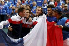 France's Strength In Depth Gives Them the Edge Against David Goffin's Belgium