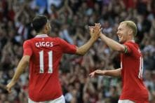 Man United Legends Giggs And Scholes Sign Up For Vietnam's World Cup Drive