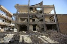 Collapsed State Housing in Iranian Quake Shows Corruption, Says President Rouhani
