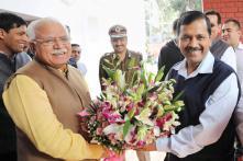 Kejriwal-Khattar Meeting Will Serve no Purpose, Say Congress, INLD