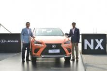 Lexus Completes One Year in India, Commences NX 300h Hybrid Electric SUV Deliveries