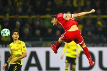Bayern Munich Down Dortmund to Stamp Authority in Bundesliga