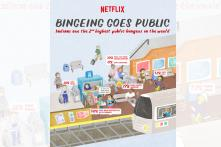 Netflix Survey Ranks Indians as Second-Highest Public Bingers in The World