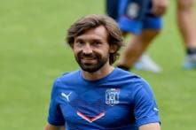 Legend Pirlo Joins the Criticism as Italy Fears the Worst