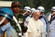 Pope Urges Decisive Measures for Myanmar Refugees, Avoids 'Rohingya'