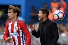 Simeone Will not Stand in the Way of Griezmann Leaving Atletico