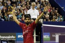 Kidambi Srikanth Achieves Career-best World No. 2 Ranking