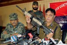 After Pakistan's F16 'Misadventure', Jaish Terrorists in Kashmir Found With US-made Rifle