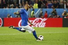 Zaza Injury Worries Italy Ahead of Sweden Showdown
