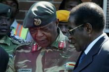 Zimbabwe Military Chief's China Trip Was Normal Visit, Says Beijing