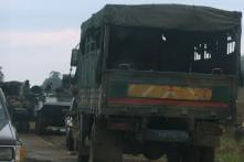Zimbabwe Army Seizes Power, Says President Robert Mugabe 'Safe'