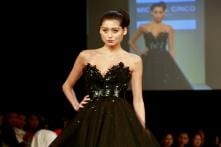 Fairies, Brides in Black and Hand-Knit Dolls Take the Runway in Dubai