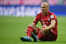 Retiring an Option as Robben, 34, Confirms Imminent Bayern Exit