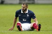 Deschamps in Charge Means no World Cup for Me: Karim Benzema
