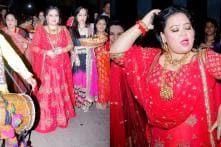 Bharti Singh-Harsh Limbachiyaa's Wedding Celebrations Begin With Bangle Ceremony, See Photos
