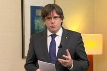 Spain Issues Arrest Warrant for Ousted Catalan Leader