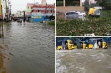 Heavy Overnight Rain Cripples Chennai, Revives Memories of 2015 Deluge