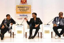 Chefs Gaggan Anand, Vikas Khanna and Ritu Dalmia Dish Out the Dirt at the HT Leadership Summit