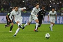Champions League: Hazard, Willian Shine as Chelsea Cruise into Last 16