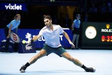 Federer Officially Replaces Rafael Nadal as World No.1