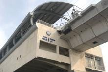 Hyderabad's Elevated Metro All Set to Chug