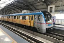 Hyderabad Metro to Start Services on Ameerpet-LB Nagar Route Today