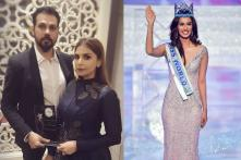 Manushi Chhillar's Outfit Will Go Down In The Archives As Our Legacy, Say Designers Falguni-Shane