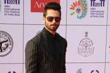 Shahid Kapoor: Creative People Should Not be Scared