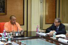 Bill Gates Meets Yogi Adityanath, Discusses Sanitation Issues