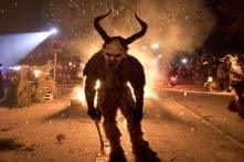 Meet the The Krampus, Austria's Favourite Nightmare Before Christmas