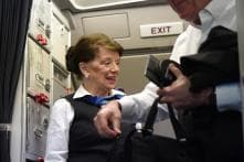 Meet the 81-Year-Old Air Hostess Who Rules the Skies