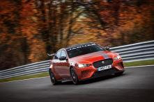Jaguar XE SV Project 8 is Now World's Fastest Four Door Car [Video]