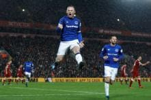 Wayne Rooney Gives Everton a Share of Derby Spoils At Liverpool