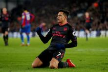 Alexis Sanchez Gives Record-equalling Arsene Wenger Victory