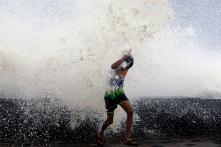 Heavy Rainfall Predicted as Cyclone 'Pabuk' Approaching Andaman and Nicobar Islands