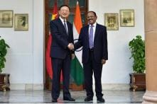 Ajit Doval Holds Talks with China's Top CPC Official