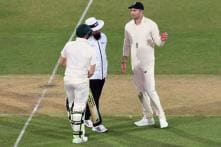 Aleem Dar Intervenes As Smith & Anderson Have Heated Exchange