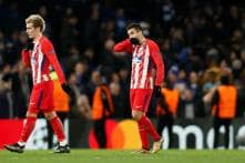 Champions League: Atletico Madrid Crash Out, Chelsea Sink to Second Place