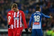 Atletico's Unbeaten Run Comes to an End at Espanyol