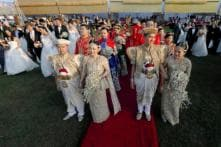 Fifty Chinese Couples Marry in Mass Ceremony in Sri Lanka