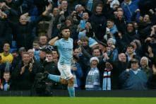 Sergio Aguero Stars As Manchester City Hammer Bournemouth 4-0