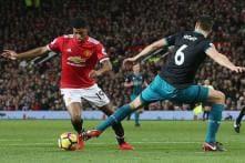 Romelu Lukaku Adds to Jose Mourinho's Woes As Man United Drop Points