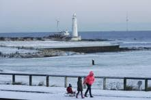 Heathrow Airport Flight Delays: Snow Wreaks Havoc on Travellers in Britain, Schools Closed