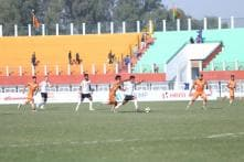 I-League: Late Drama As NEROCA FC Snatch Draw Against East Bengal