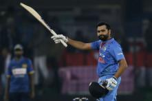 WATCH | Captain Rohit Sharma Aims to Hit Back at Asia Cup After Test Snub