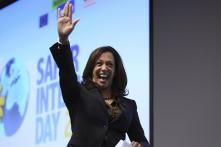 US Democratic Hopeful Kamala Harris Raises $12 Million in Presidential Nomination Race