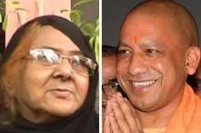 Gorakhpur Hospital Tragedy: Dr Kafeel Khan's Mother Meets CM Yogi, Says Her Son is Innocent