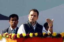 Rahul Says Gujarat Model Debunked, Predicts 135 Seats in Next Election
