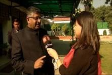 People Of Gujarat Trust  BJP and PM Modi, Says Ravi Shankar Prasad
