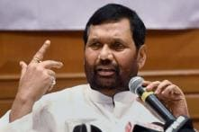Ram Vilas Paswan's Daughter, Son-in-law to Contest Against Him in 2019 Elections